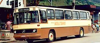 ônibus Monobloco